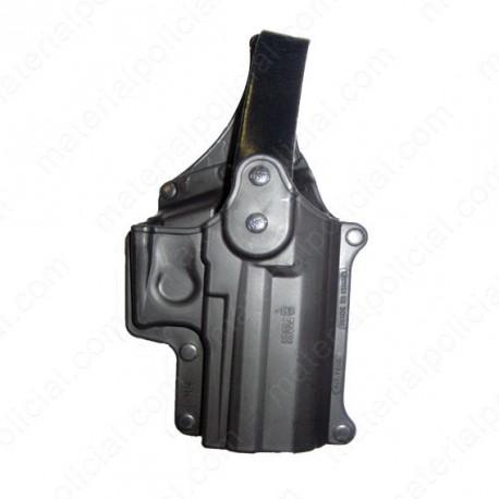 Fundas beretta 92/98 fs rotatoria/trabilla/anclaje al cinturon
