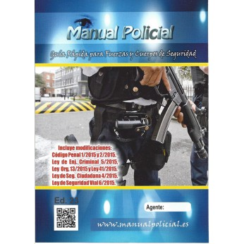 MANUAL DE POLICIA BOLSILLO
