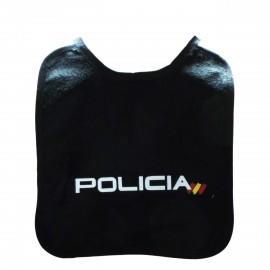 """BABERO BEBÈ CON SERIGRAFIA """" POLICIA"""""""