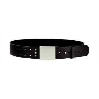 Cinturón de cuero h 5 cm