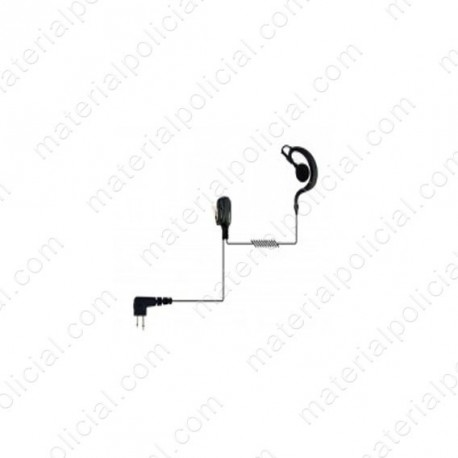 MICROAURICULAR PARA GP300/CP040