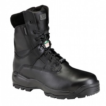 BOTA ATAC SHIELD EN COLOR NEGRO TALLA 43