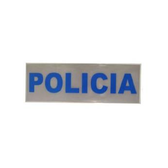PARCHE POLICIA 300 X 105 MM