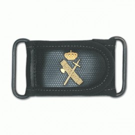 CUBRE-HEBILLA CORDURA LOGO GUARDIA CIVIL