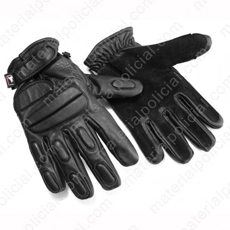 GUANTES ANTIDISTURBIOS - ANTICORTE - DRAGON
