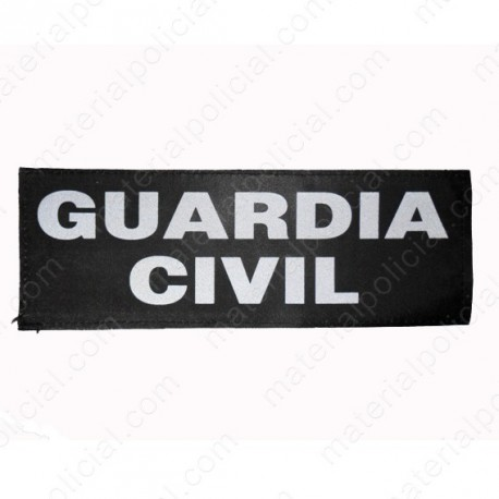 DISTINTIVO GUARDIA CIVIL MEDIANO