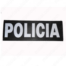 DISTINTIVO POLICIA MEDIANO