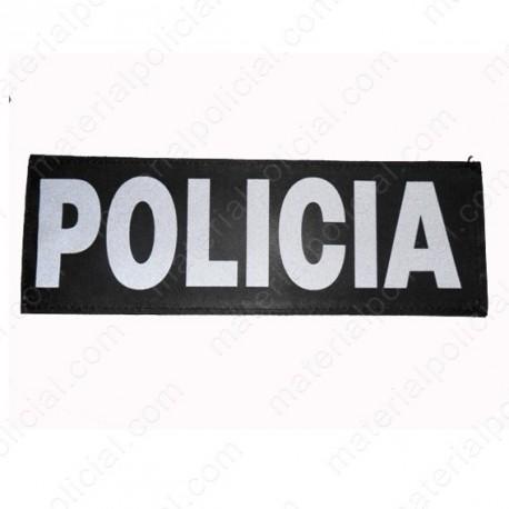 DISTINTIVO POLICIA PEQUEÑO
