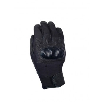 GUANTE COLD SOFT CON MALLA , CON NUDILLOS NIVEL 5+ COLOR BLACK