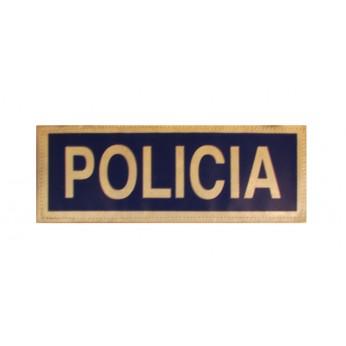 DISTINTIVO POLICIAL MEDIANO