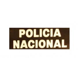 DISTINTIVO POLICIA NACIONAL PEQUEÑO