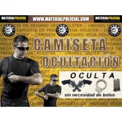 CAMISETA OCULTACIÓN - VEGA HOLSTER