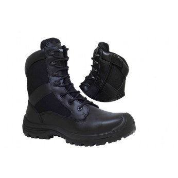 BOTA MAGNUM WOLF 8.0 SIDE ZIP BLACK