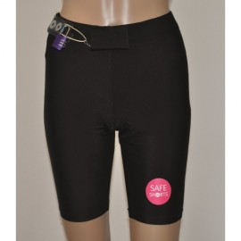 SAFE SHORT PANTALON LARGO DE DEPORTE ANTIVIOLACION