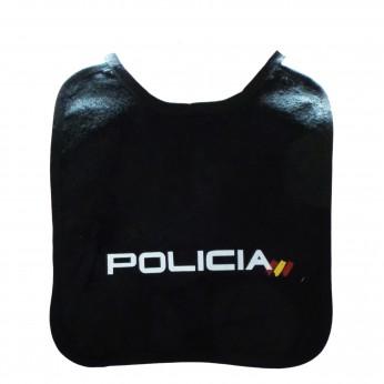 """BABERO CON SERIGRAFIA """" POLICIA"""""""