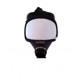 mascara de gas, para llevar con casco