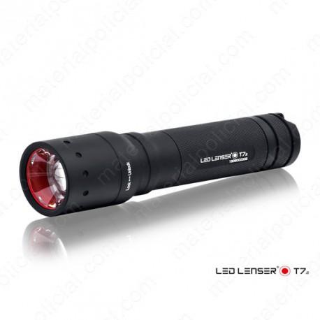 LINTERNA LED LENSER T7.2 320 LUMENS